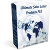 Thumbnail Ultimate Sales Letter PLR Products