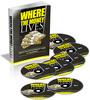 Thumbnail Where The Money Lives eBook & Audio PLR