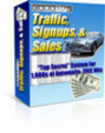 Thumbnail The Traffic, Signups, & Sales System PLR
