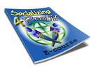 Thumbnail Socializing for Profit E-course PLR