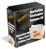 Thumbnail Secret Marketing Strategies eBook PLR