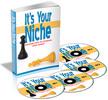 Thumbnail Its Your Niche eBook & Audio PLR