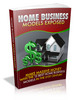 Thumbnail Home Business Models Exposed eBook PLR