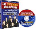 Thumbnail The List Builder Video Course PLR