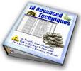 Thumbnail 18 Advanced Techniques PLR