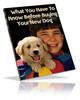 Thumbnail The Inside Scoop on DOG BREEDS RR