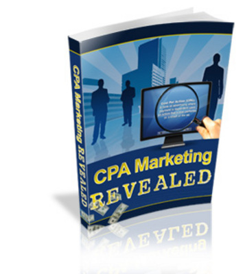 Pay for CPA Marketing Revealed (PLR)
