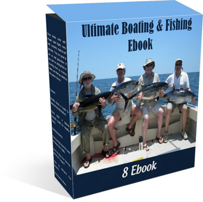 Pay for Ultimate Boating & Fishing Products PLR