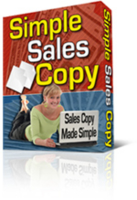 Pay for Simple Sales Copy Creator Software PLR