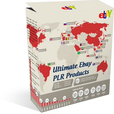 Pay for Ultimate ebay PLR products