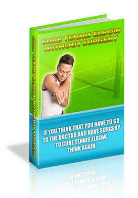 Pay for Cure Tennis Elbow Without Surgery MRR