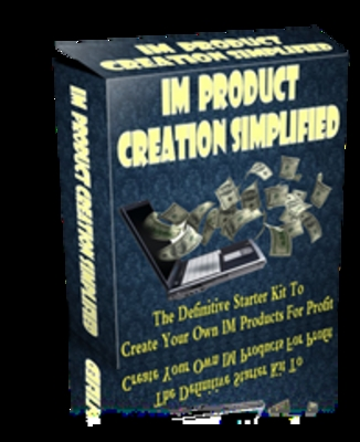 Pay for IM Product Creation Simplified 16 eBooks PLR