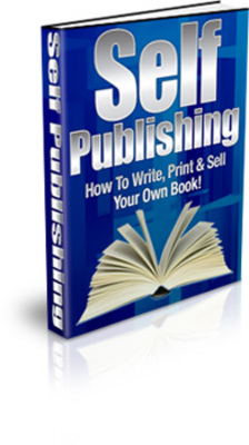 Pay for Self Publishing eBook PLR