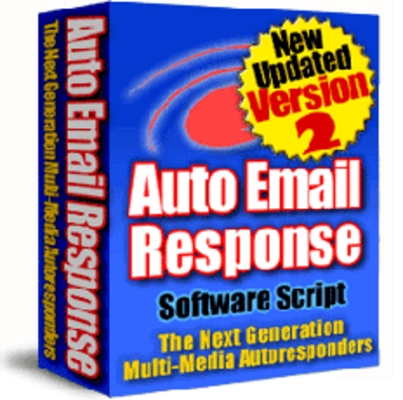 Pay for Auto Email Response Script PLR
