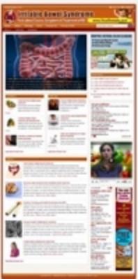 Pay for Irritable Bowel Syndrome Website PLR