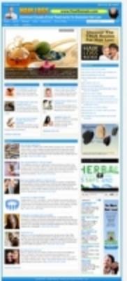 Pay for Hairloss Website PLR