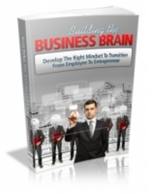 Pay for Building The Business Brain PLR