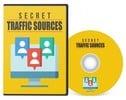 Thumbnail Secret Traffic Sources - Includes 5 videos!