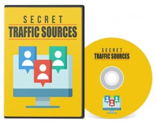 Pay for Secret Traffic Sources - Includes 5 videos!