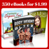 Thumbnail 350 MRR Health Fitness EBooks, Articles and Images