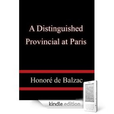Pay for A Distinguished Provincial at Paris