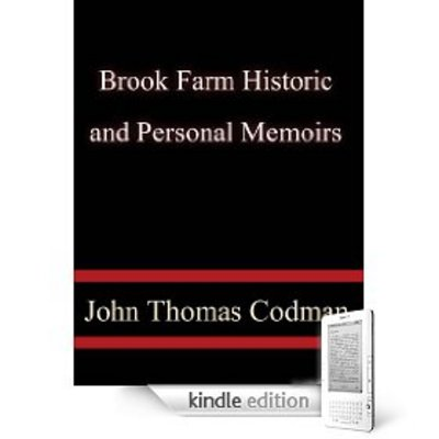 Pay for Brook Farm Historic and Personal Memoirs