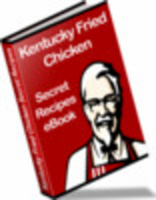 Pay for Kfc Authentic Kentucky Fried Chicken Recipes