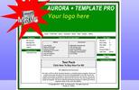 Thumbnail Aurora MRV5 Script + Template Pro