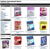 Thumbnail Paypal Digital Download Store