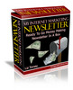 Thumbnail My Internet Marketing NewsLetter with Master Resell Rights