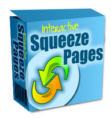 Pay for Interactive Squeeze Pages