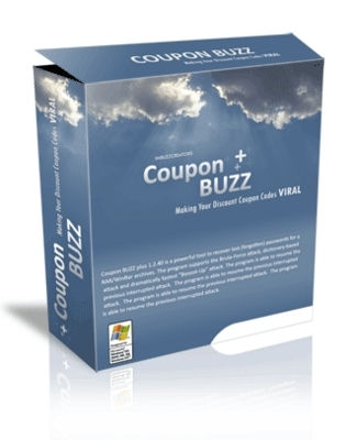 Pay for Coupon buzz with Mrr