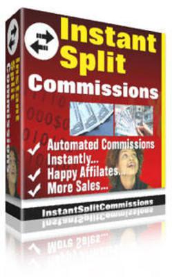 Pay for Instant Split Commissions Full MASTER Resale & Rebranding Ri