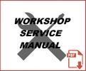 Thumbnail SAME KRYPTON V70 V80 - WORKSHOP MANUAL