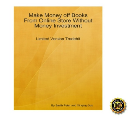 Pay for  Make Money off Books From Tradebit Without Investment