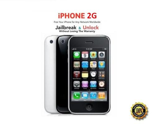 Pay for iPhone 2G JailBreak & Unlock