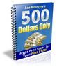 Thumbnail 500 Dollars Only - Mrr!