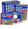 Thumbnail Easy Adsense Cash Course  (Mrr)