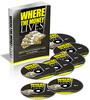 Thumbnail Where The Money Lives (Plr) + 3 PLR Bonuses & More!