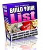 Thumbnail Build Your List