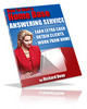 Thumbnail How To Start a Home Base Anwering Service - With Master Resale Rights