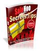 Thumbnail SaleHoo Secrets and Tips - With MRR