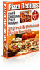 Thumbnail 212 Hot And Delicious Pizza Recipes PLR