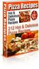 Thumbnail 212 Hot And Delicious Pizza Recipes PLR