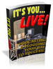 Thumbnail Its You Live Podcasting & Video Blogging!