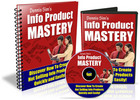 Thumbnail Info Product Mastery - Discover How To Create Hot Selling Products Quickly and Easily!