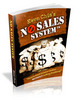 Thumbnail No Sales System - With Master Resale Rights