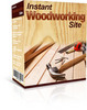 Thumbnail Instant Woodworking WebSite
