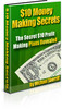 Thumbnail $10 Money Making Secrets - With Master Resale Rights