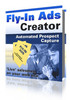 Thumbnail NEW*Fly-In Ads Creator-With Resell Rights*